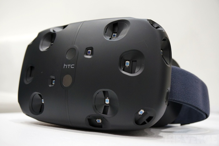 Игры 2015 HTC Vive