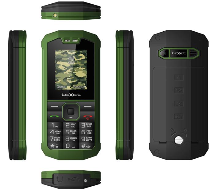 teXet TM-509R