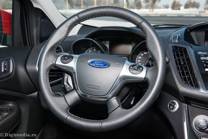 Ford Kuga II