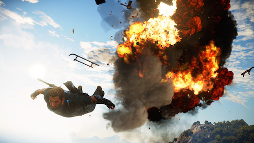 E3 2015 Just Cause 3