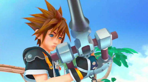 E3 2015 Kingdom Hearts III