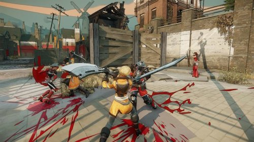 E3 2015 Battlecry: Warzone