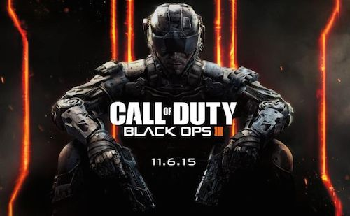 E3 2015 Call of Duty Black Ops 3