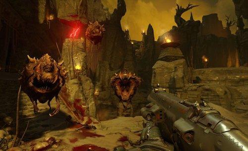 E3 2015 Doom 4