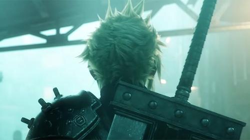 E3 2015 Final Fantasy VII