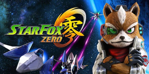 E3 2015 Star Fox Zero