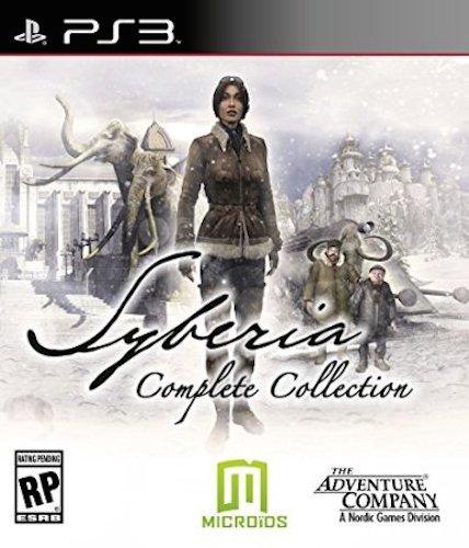 Syberia Complete Edition