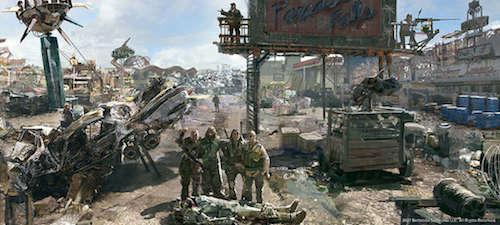 Fallout 4 Официальный Трейлер - YouTube