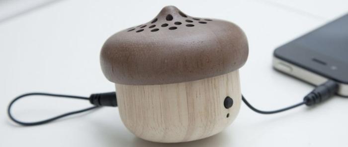 Acorn Speaker