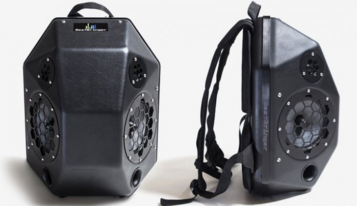 BeatBringer Speaker Backpack