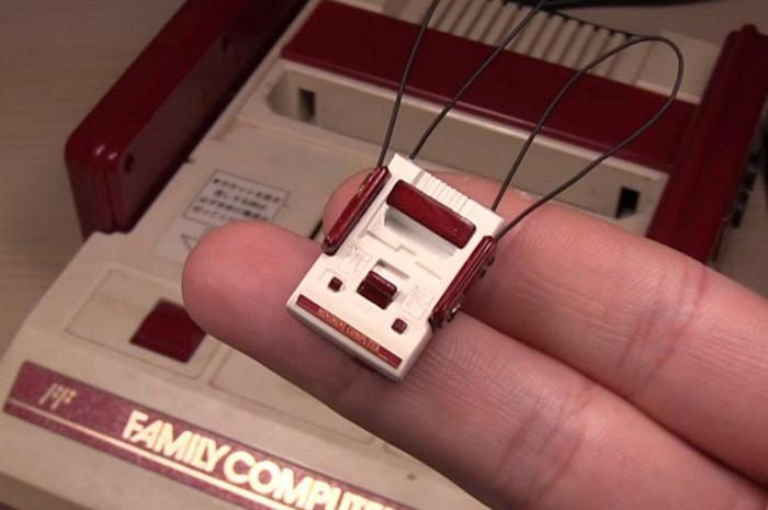 Famicom replica