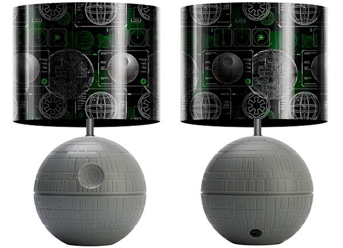 Death Star Desk Lamp-