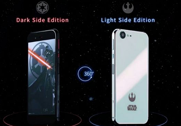 Star Wars Smartphone