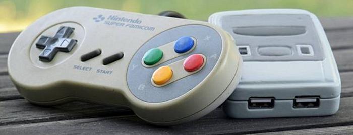 Dorison's Super Nintendo Entertainment System