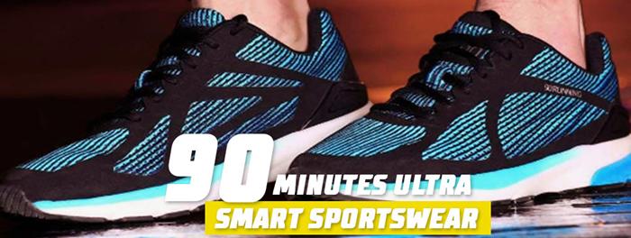 Xiaomi 90 Minutes Ultra Smart Sportswear