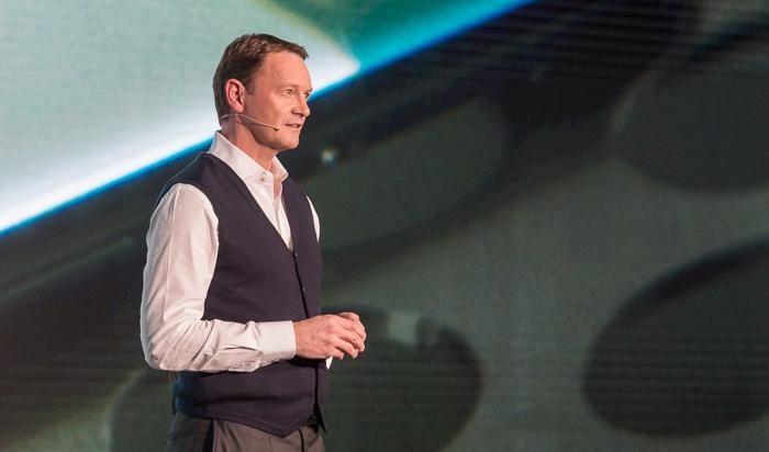 презентация Samsung на MWC 2017