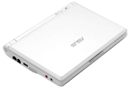 Asus Eee PC общий вид