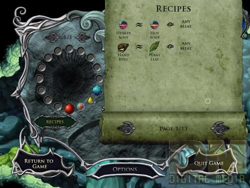 Рецепты всегда под рукой