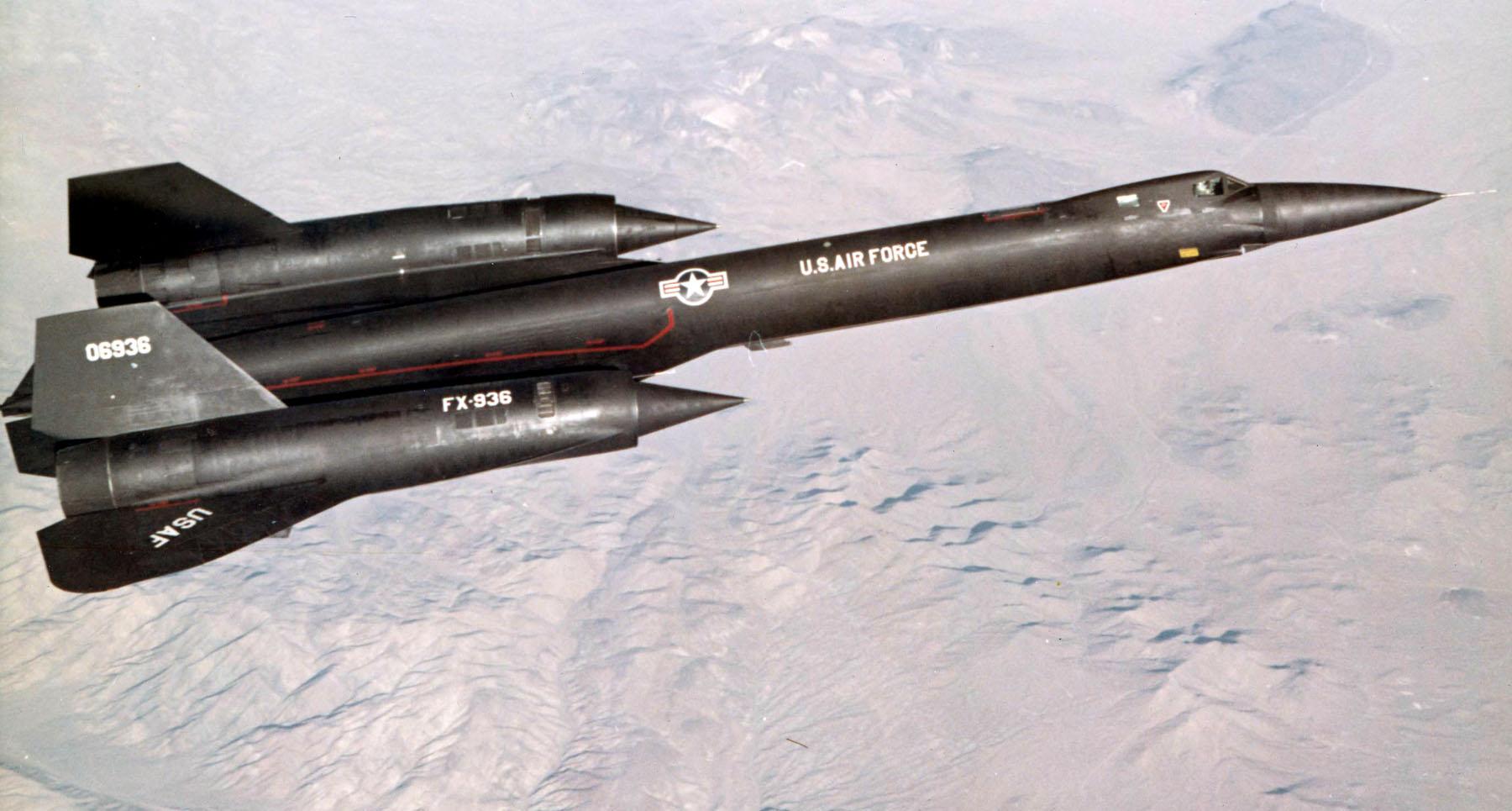 YF-12 - следующее поколение