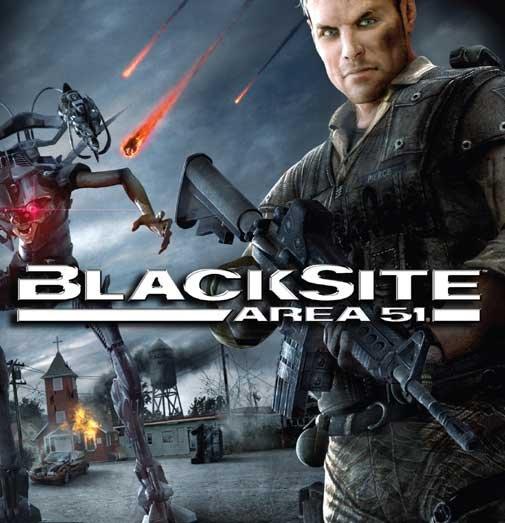 Обложка игры Blacksite Area-51