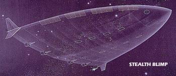 StealthBimp: самолет или НЛО?
