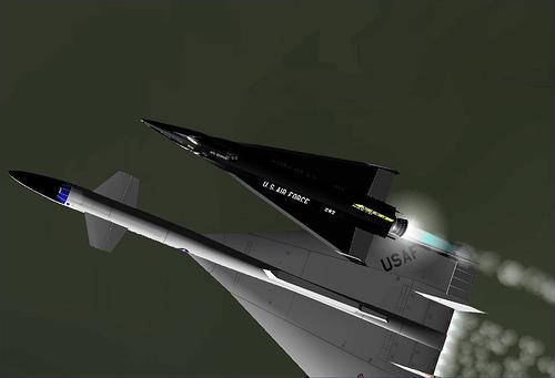 BlackStar - орбитальный самолет