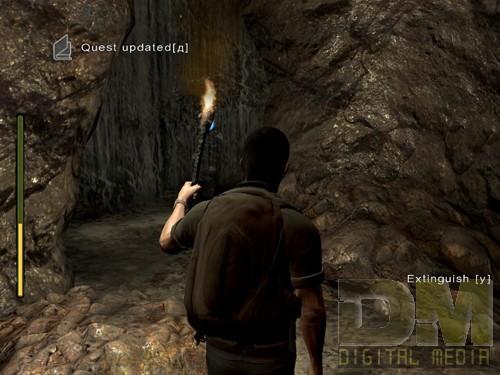 Экскурсия в пещере