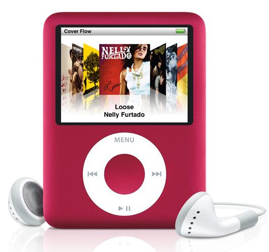 Дисплей Apple iPod Nano