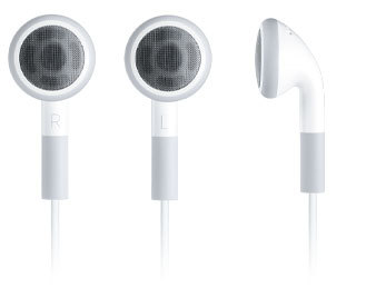 Apple iPod headphones