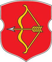 Герб города Пинска - исторической родины Стива Балмера