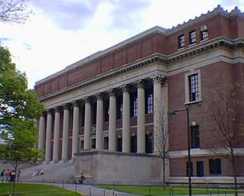 Гарвард - колыбель американской интеллигенции