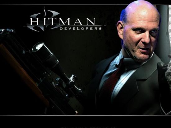 Hitman от Microsoft