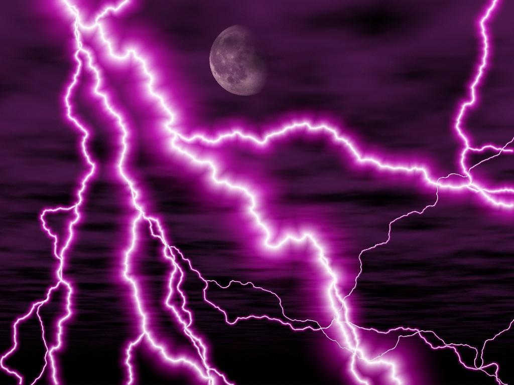 Молния - сильнейший источник энергии