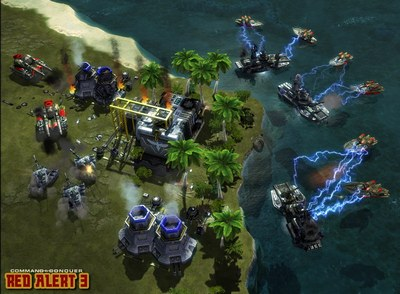 command & conguer: red alert 3