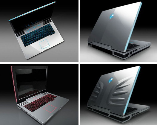 alienware area 51 m15x and m17x laptop