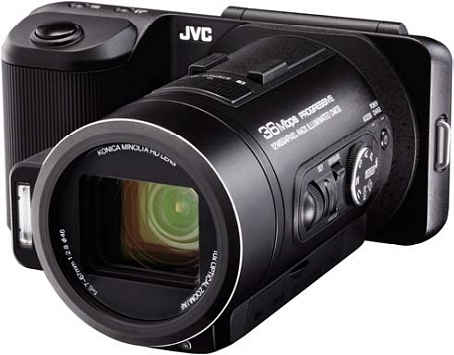 Камера JVC-GC-PX10