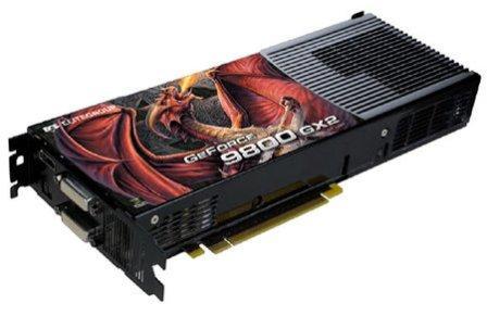 Elitegroup ECS GeForce 9800GX2