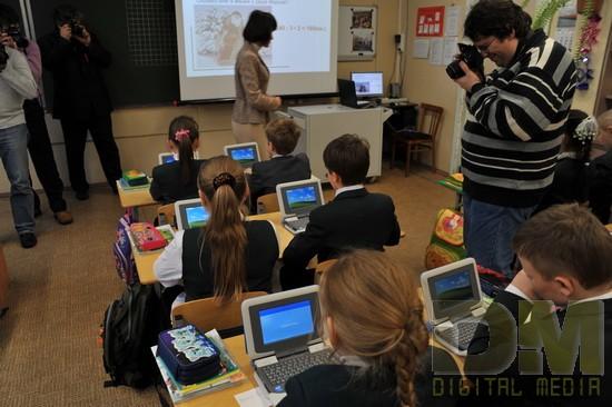 """Intel """"Один ученик - один компьютер"""""""