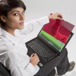 Похищение информации с мониторов ноутбуков и других мобильных устройств