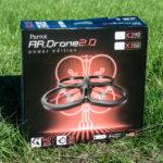 Обзор Parrot AR.Drone2.0: игрушка из будущего