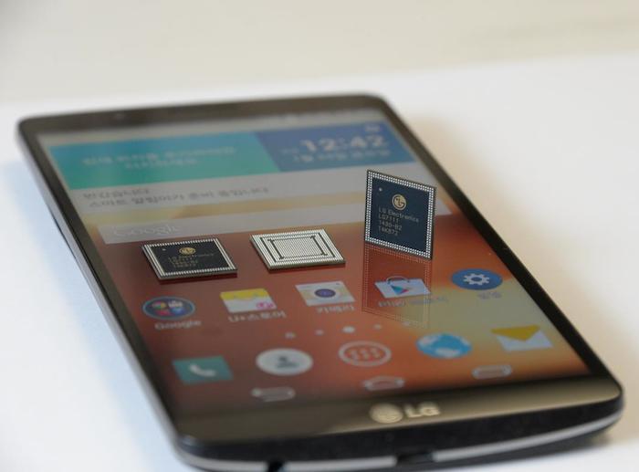 LG G 3 Screen