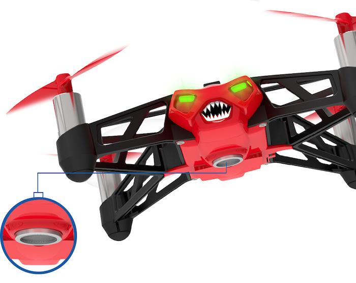 Parrot drone