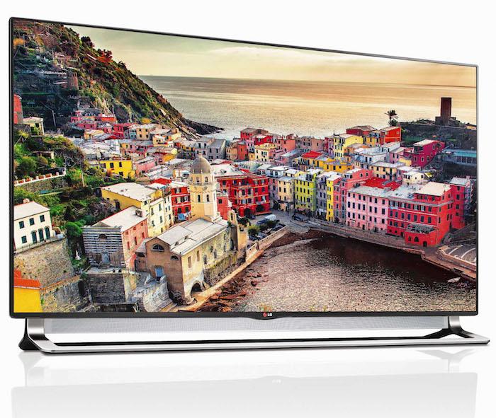 LG ELECTRONICS CANADA - LG ULTRA HD TV Coming to Canada