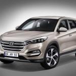 Новый Hyundai Tucson показали журналистам