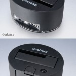 Док-станция DuoDock умеет работать с любыми жесткими дисками