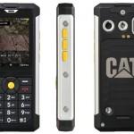 CES 2014: Функциональный и «бронированный» телефон Caterpillar CAT B100