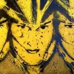 Kodak вместе с голландским художником разделяет лучшие моменты велогонки «Tour de France 2010»