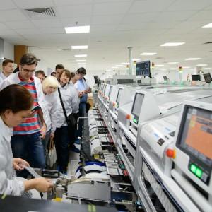 Фабрика LG в России: почти 10 лет инноваций