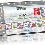 Lexand SA7 Pro HD: автомобильный универсал