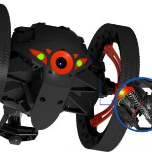 Дроны Parrot Jumping Sumo и Rolling Spider: игрушки XXI века